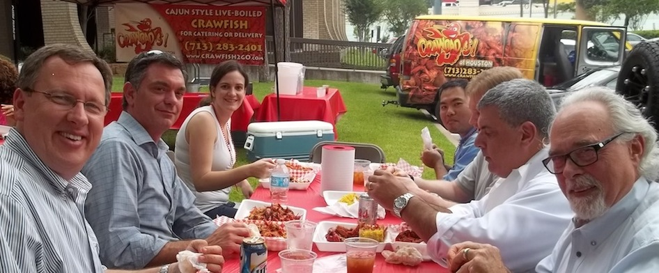 Crawfish Catering Houston